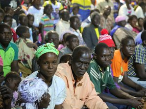 Flere tusen frelst i Vest-Afrika