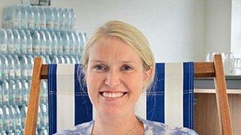 Helbredelsen til sokneprest Ragnhild Lied