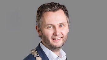 Ordfører begeistret for den nye Sarons Dal-hallen