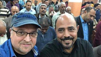 Rune på spennende misjonsreise i Egypt