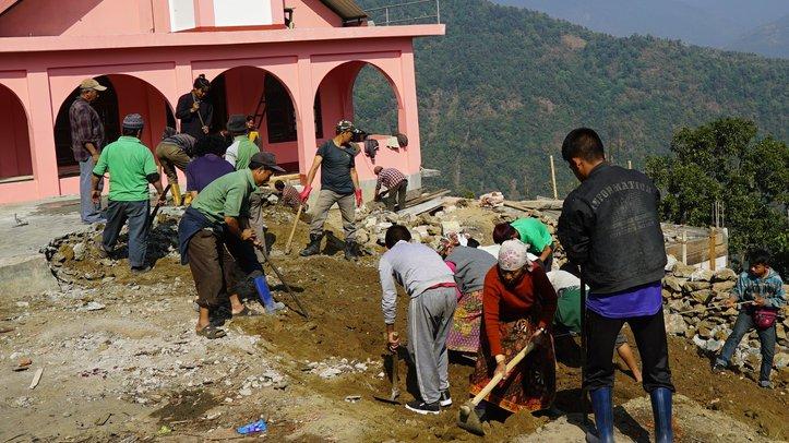 Til Bhutan med evangeliet